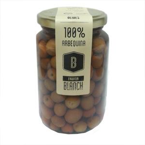 Olives Arbequina coffret huile d'olive la Gourmet Box