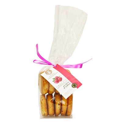 Sablés Aveyron coffret gourmand la Gourmet Box
