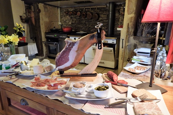 photo hotes Les Grangettes Conques Aveyron la Gourmet Box