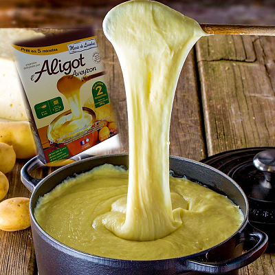 Aligot Coffret gourmand Aveyron La gourmet Box