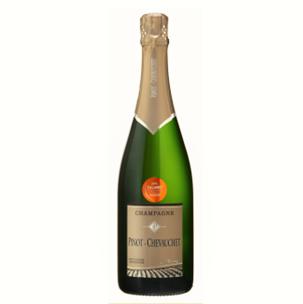 Champagne hamper La Généreuse Pinot Chevauchet