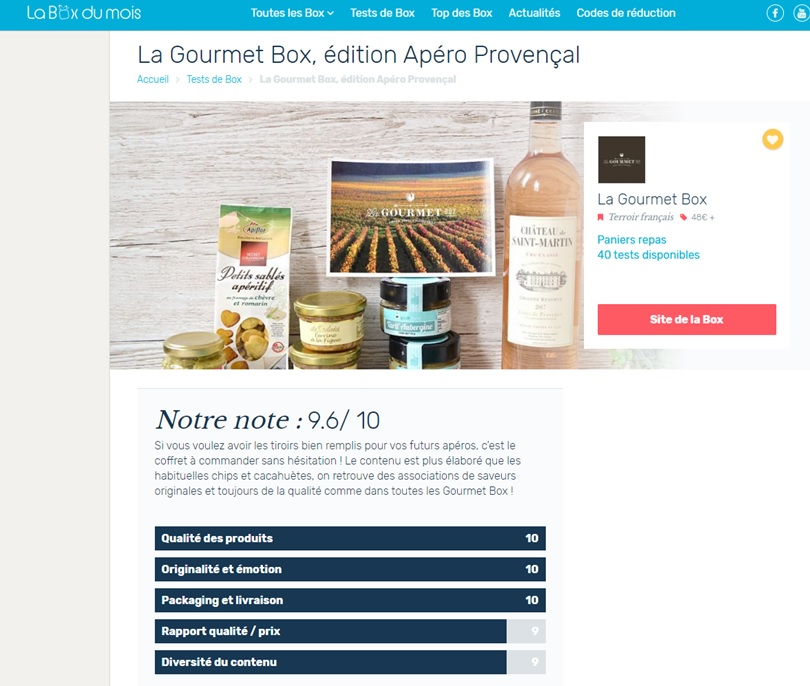 rating-hors-d-oeuvres-gourmet-box-provence