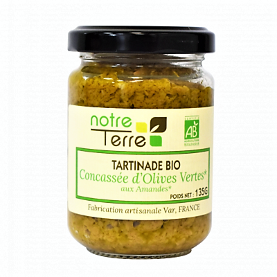 tapenade-artisanale-bio-olive-verte