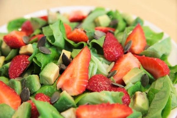 fraises-printemps