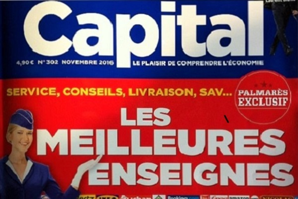 Capital Couverture Nov2016 La Gourmet Box