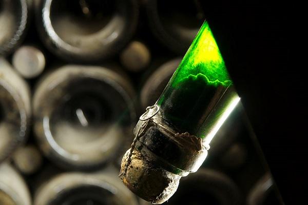Champagne et dépôt la Gourmet Box coffret cadeau vin
