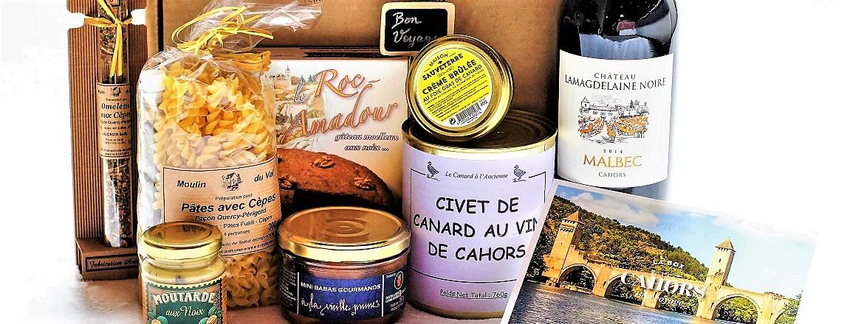 La Gourmet Box french Terroir subscription
