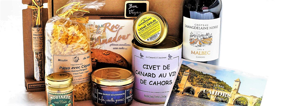 La Gourmet Box abonnements coffrets gourmands terroir