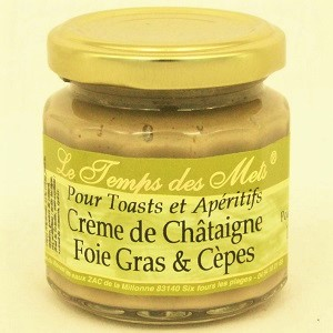 Foie Gras Creamy Spread gourmand gift box white wine