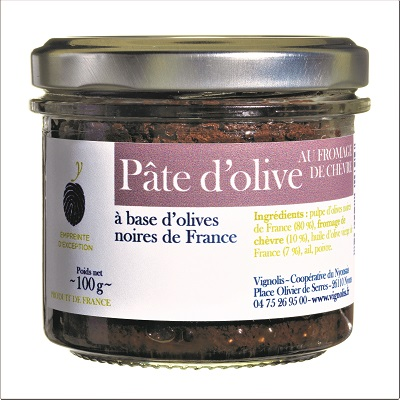 French olive spread Drome Gourmet gift Box
