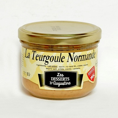 photo traditional teurgoule normandy gastronomy