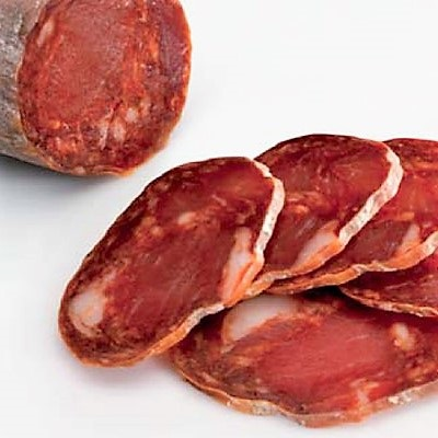Longaniza sausage with a hint of chorizo spanish gourmet box