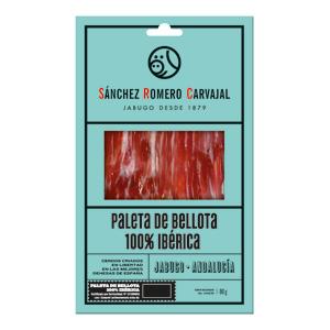 Iberian paleta de bellota Spanish gourmet box