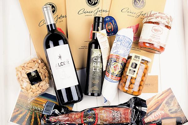 Coffrets ibériques La Gourmet Box