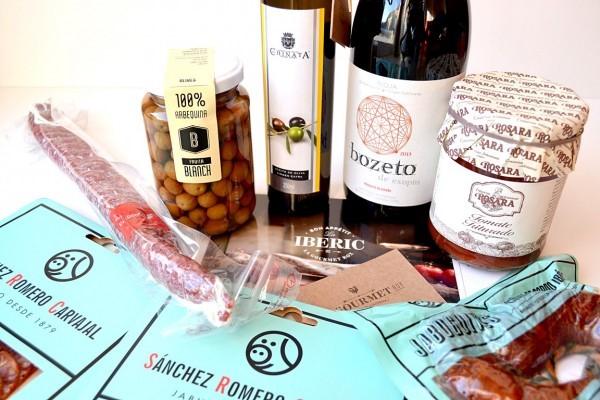La Iberic box de Gourmet Box