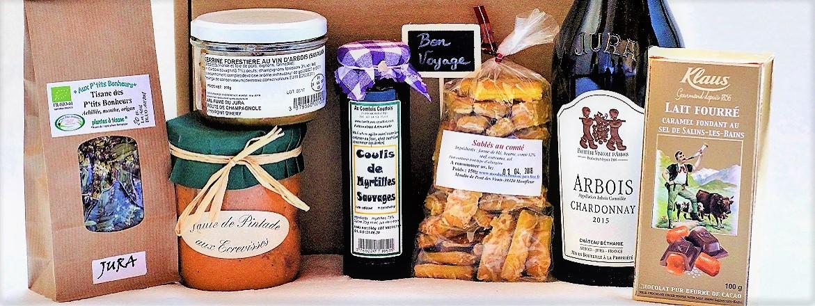 Caja regalo gastronomia francesa suscripción