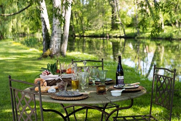 Table d'hôtes La Feuillaie coffret cadeau gourmand La Gourmet Box du val de Loire