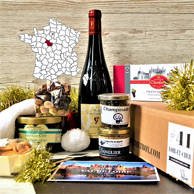 french-christmas-food-gift-hamper-loire-valley