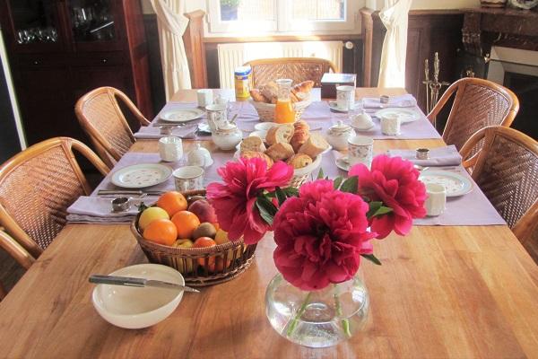 Chambre hôtes Maison les Deux coffret cadeau La Gourmet Box Nievre bourgogne