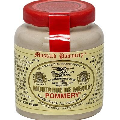 Meaux Pommery mustard gourmet Paris