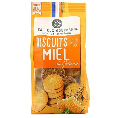 honey biscuits gatinais