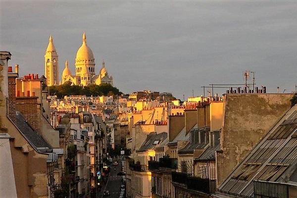 photo chambres d hotes montmartre paris Côté Montmartre