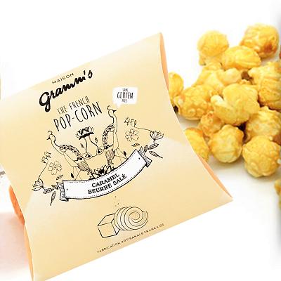 Popcorn deluxe La gourmet gift box