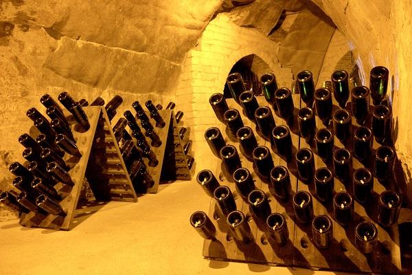 Cave Champagne La Gourmet Box coffret cadeau vin
