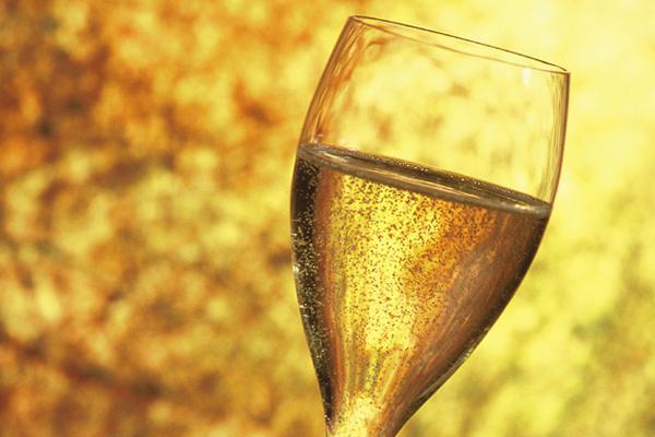Bulles champagne La Gourmet box coffret cadeau vin