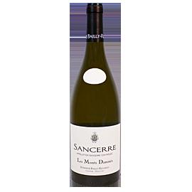 Sancerre Blanc cuvee les Monts Damnés Bailly Reverdy coffret vin Sancerre