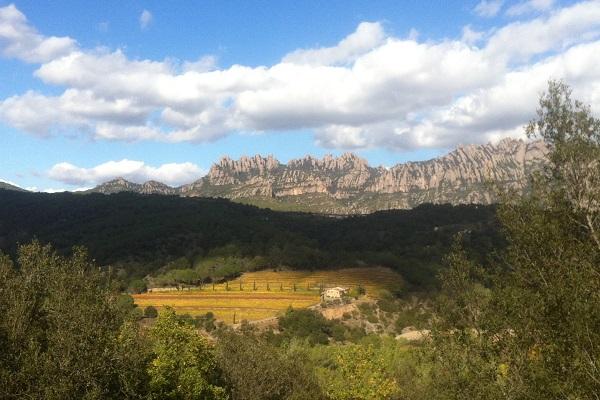 Montserrat et Can Grau Vell