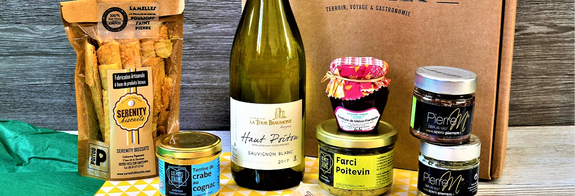 La Gourmet Box french Terroir subscription