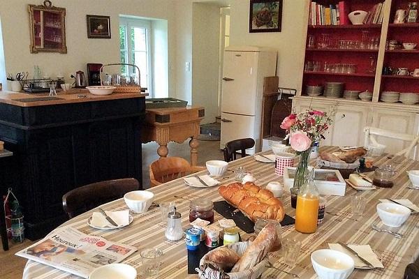 Chambres d'hôtes Vendée La Maison du Pinier coffret cadeau gourmand La Gourmet Box de Vendée