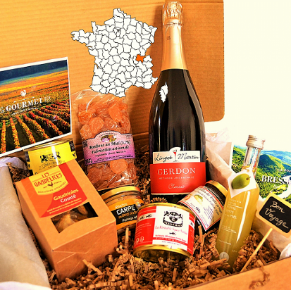 Terroir and French gastronomy at your doorsteps by La Gourmet Box